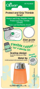Clover Protect & Grip Thimble, Small