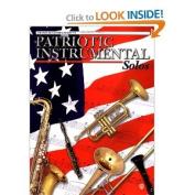 Alfred 00-IFM0201 Patriotic Instrumental Solos - Music Book