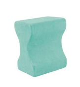 Contour Products 29-103Rg-Ds-392 Contour Memory Foam Leg Pillow - Green