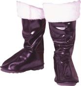 Morris Costumes FW7535 SANTA BOOT TOPS