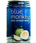 Blue Monkey B49570 Blue Monkey 100% Natural Coconut Water -24x11.2 Oz