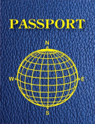 Ashley Productions ASH10708 Blank Passports Pack Of 12