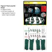 Nite F9T40301 Ize Outdoor Gear Figure 9 Tent Line Kit