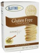 Glutino 38837 6x 125 GM Mulitgrain Crackers