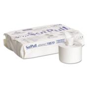 High Capacity Center Pull Tissue, 925 Sheets/Roll, 6 Rolls/Carton