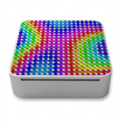 DecalGirl MM-RBCANDY DecalGirl Mac mini Skin - Rainbow Candy