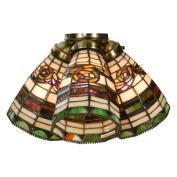 Meyda 69218 Victorian Fan Light Shade