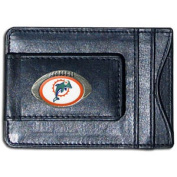 NFL - Money Clip and Cardholder, Miami Dolphins