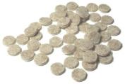 MADICO 23104PC .38 in. Round Feltac -Pack of- 6 - 1000 Per Pack