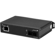 10/100 Multi Mode Fiber Ethernet Industrial Media Converter SC