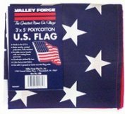 Valley Forge Flag Polyester Replacement American Flag USS-1