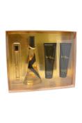 Rebl Fleur by Rihanna for Women - 4 Pc Gift Set