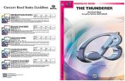 Alfred 00-BDM01039 The Thunderer - Music Book