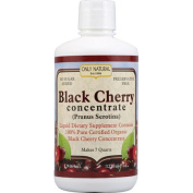 Only Natural 0723494 Organic Black Cherry Concentrate - 950ml
