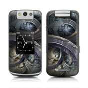 DecalGirl BBPF-INFIN BlackBerry Pearl Flip Skin - Infinity