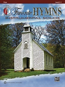 Alfred 00-36109 Favorite Hymns Instrumental Solos - Music Book