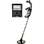 VLF Metal Detector with Automatic Tuning and Ground Balance
