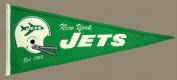 Winning Streak Sports Pennants 61211 New York Jets Throwback