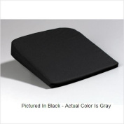 A1001GR Small Seat Wedge Pillow - Grey