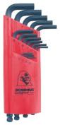 Bondhus 116-10995 Blx-15-Pc. Metric Balldriver Wrench Set