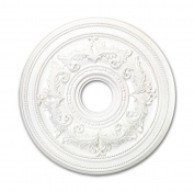 Livex Lighting 8200-03 Ceiling Medallions, Accessory, White