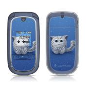 DecalGirl L836-SNOWLEOPARD LG VX8360 Skin - Snow Leopard