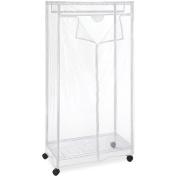 Whitmor Mfg. 36in. White Supreme Clothes Closet 6071-1947
