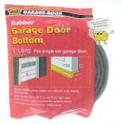 M-d Products 5.1cm . X 2.7m Rubber Garage Door Bottom 08460