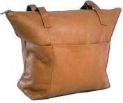 David King& Co 543T 6 Pocket Shopper- Tan