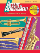 Alfred Publishing 00-18267 Accent on Achievement Book 2 - Music Book