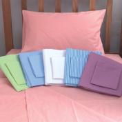 Mabis 554-7070-2856 Hospital Bed Sheet Set - Mint Green