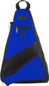 Pzazz Performance Wear SL50 -ROY -L SL50 Megaphone Sling Pack - Royal - Large