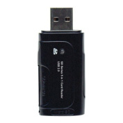 Gear Head SD Series USB 2.0 5-In-One Card Reader CR6800