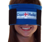 Cool Relief CRSE-1 Soft Gel Eye Ice Wrap by Cool Relief -1 Removeable Insert