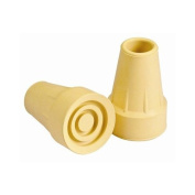 Carex Health Brands A95200 Extra Large Crutch Tips .220cm .