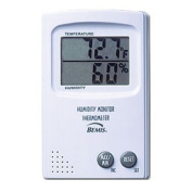 Essick Air 7V1990 Digital Hygrometer - Thermometer