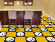 FanMats Pittsburgh Steelers Carpet Tile F0008545