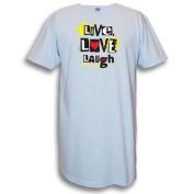 L.A. Imprints 3532 Live Love Laugh Apron