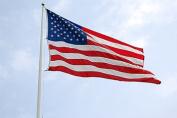Independence Flag FZ-1002011 Durawavez Outdoor Us Flag 2 X 3