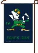 Notre Dame Fighting Irish Official NCAA 28cm x 38cm Garden Flag by Wincraft