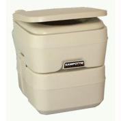 Dometic - 965 Portable Toilet 18.9l Parchment