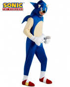 Rubies Costume Co R880798-XL Mens Sonic the Hedgehog Adult Costume X-LARGE