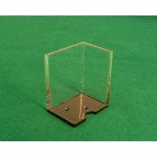WorldWise Imports 31226 Discard Tray for Blackjack and Baccarat - 6 Deck