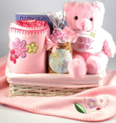 Gift Basket Village WeToThWo Welcome To The World! Gift Basket