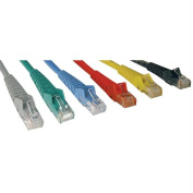 TRIPPLITE N201-003-WH CAT - 6 GIGABIT SNAGLESS PATCH CABLE - 3 FT