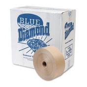 United Facility Supply 2800 Gummed Kraft sealing tape, non-reinforced, 0.9m x 180m, 10 rolls per carton
