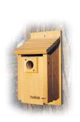 Woodlink WLBB3 Traditional Bluebird House