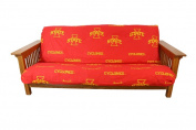 College Covers ISUFC Iowa State Futon Cover- Full Size fits 8 and 10 inch mats