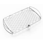 Weber 6471 Original Stainless Steel Fish Basket Large