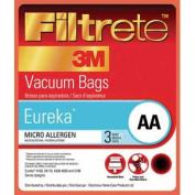 3M FILTRETE 67702 Eureka TYPE-AA Vacuum Bag